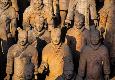 Kina - Xian - Terracotta Warriors, Velika kineska tura, mondo travel