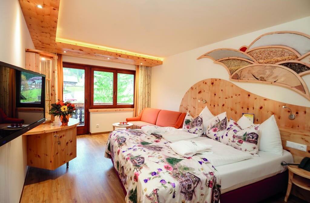 Bad Kleinkirchheim skijanje, hotel Kirchheimerhof, skijanje i spa Austrija, soba u hotelu
