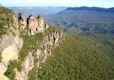 Blue Mountains, australija, putovanje, mondo travel