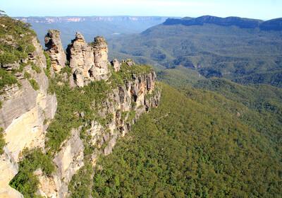 Blue Mountains, australija, putovanje