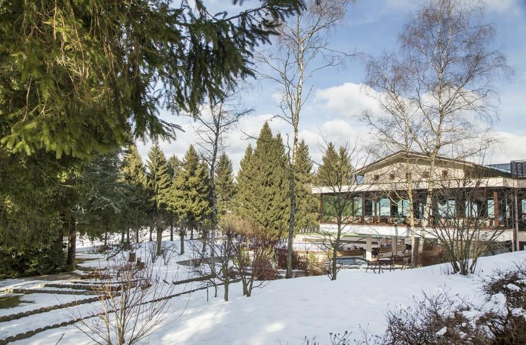 Skijanje u Italiji, Asiago, Linta Hotel Wellness & Spa, pogled izvana