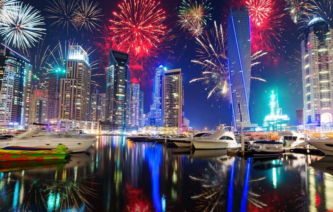 Novogodišnji vatromet, putovanje u Dubai, Emirati, grupni polasci, daleka putovanja