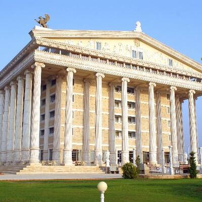 Cipar, Famagusta, Hotel Kaya Artemis Resort & Casino