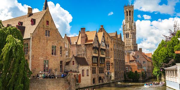 Bruxelles -  Bruges