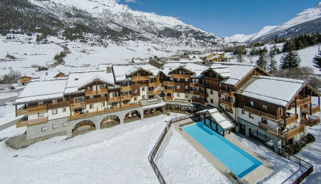 Val Cenis Lanslebourg Residence Les Alpages