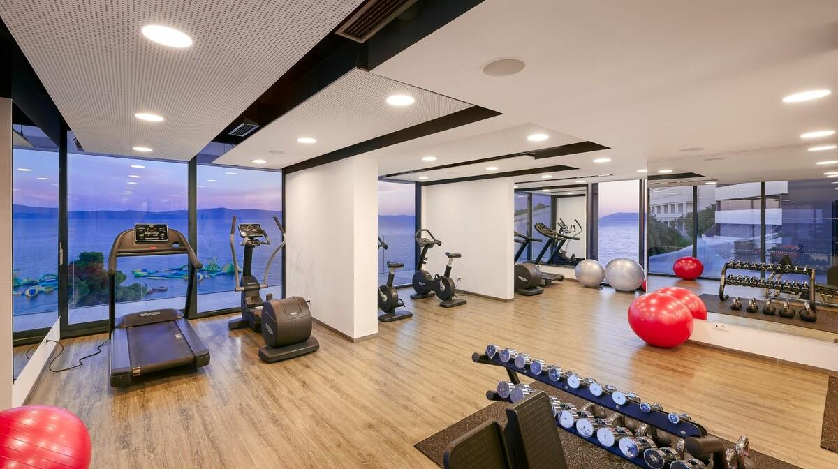 Medora Auri hotel fitness