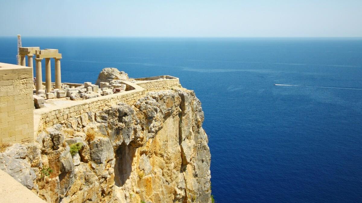 Rodos, putovanja zrakoplovom, Mondo travel, europska putovanja, garantirani polazak