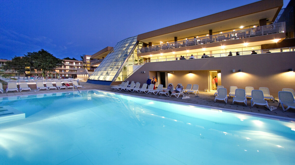 Hotel Molindrio Plava Laguna bazen