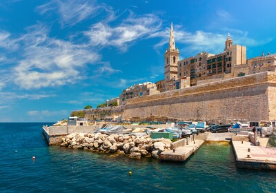 grad Valletta, putovanje Malta, mediteran, posebnim zrakoplovom