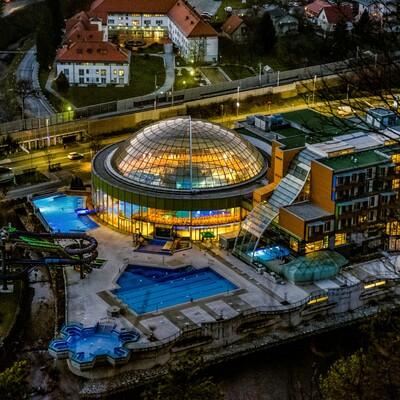 Thermama Laško, Hotel Thermana Park Laško