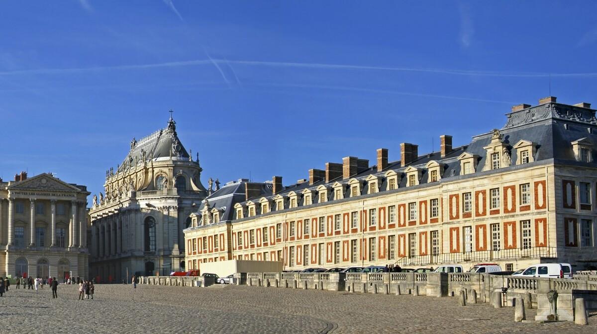 Palača Versailles, putovanje u Pariz