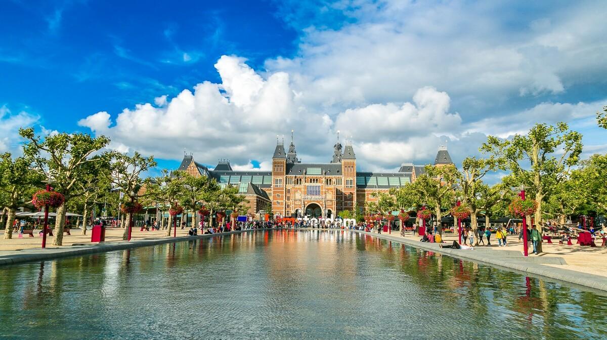 Rijskmuseum, putovanje u Amsterdam
