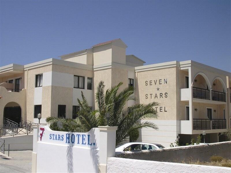 Karpatos, Pigadia, Hotel Seven Stars